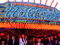 The Civic Opening of Hull Fair takes place on our Waltzer in 2007