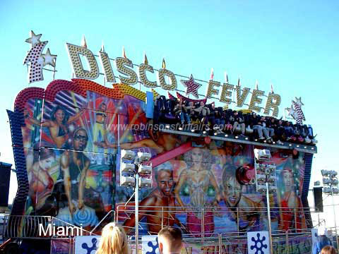 Disco Fever Miami