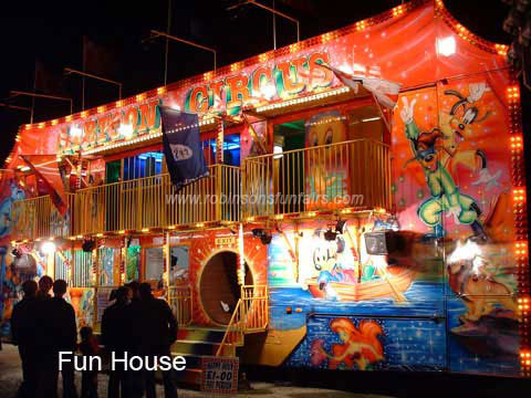 Childrens Fun House