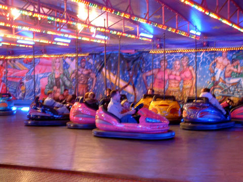 Dodgems available to hire for your party or event