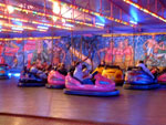 Dodgem cars available to hire for your party or event