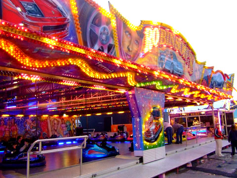 Stewart Robinson's Dodgems at Hull Fair thumbnail image